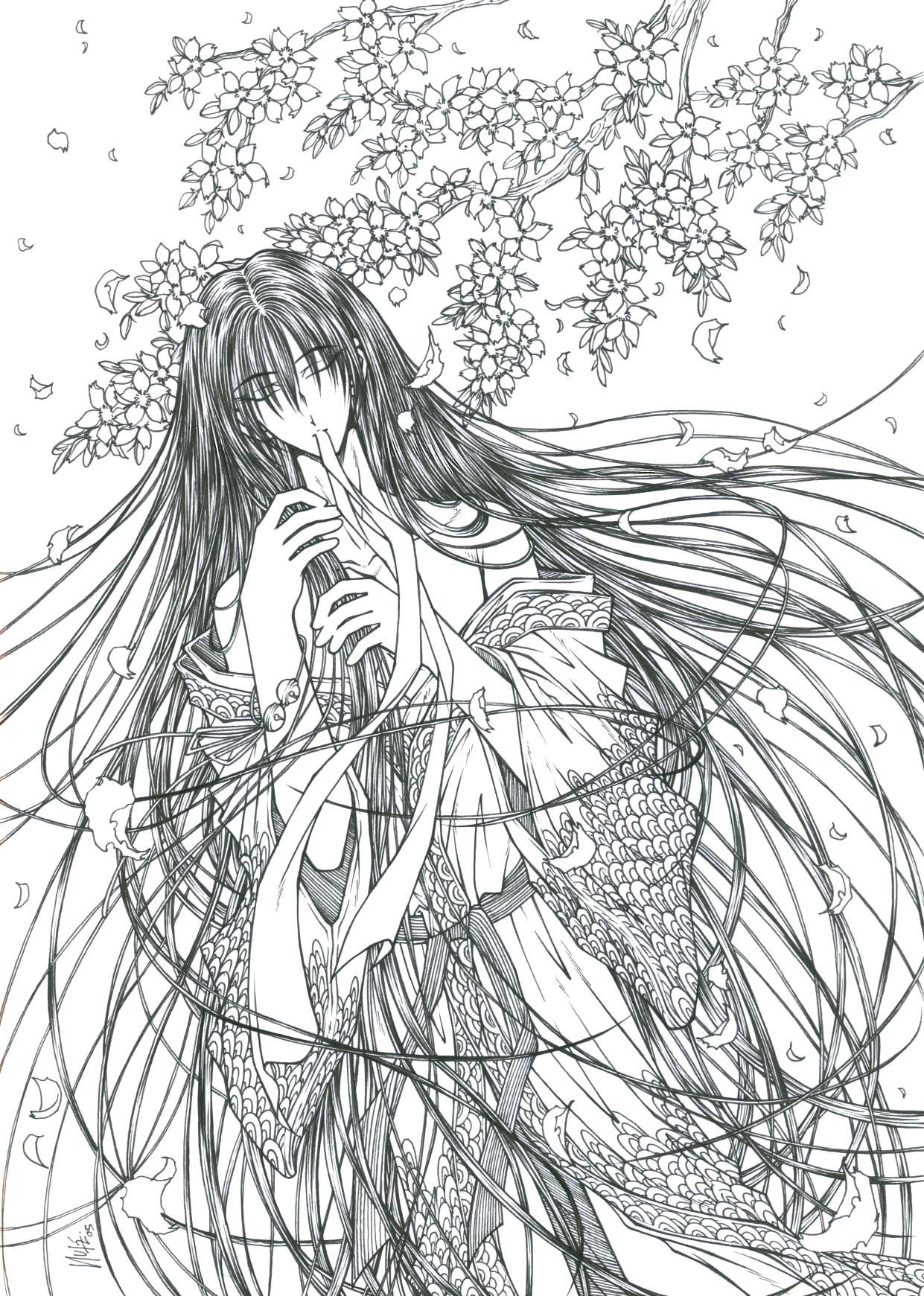 Japanimation Club 0 Kazuki And Sakura By Sureya