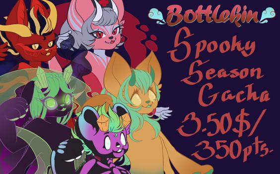 Spooky Season Gacha! (closed)