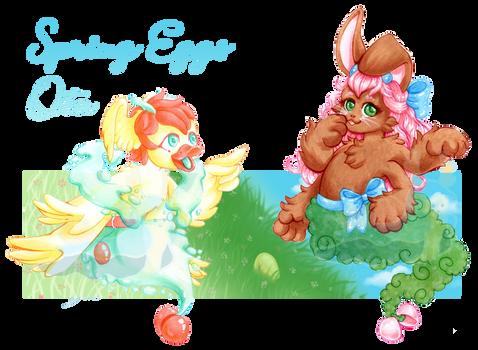 Spring Eggs (ota open)