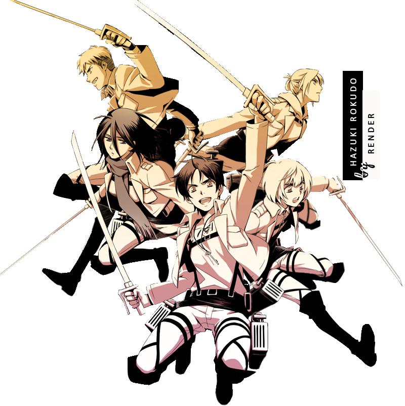Renders L'attaque des Titans Shingeki_no_kyojin_render_by_hazukirokudo-d69hm1t
