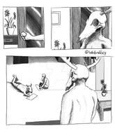 Comic thumbnail sketch