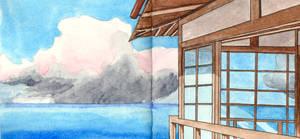 Spirited Away - Bathhouse