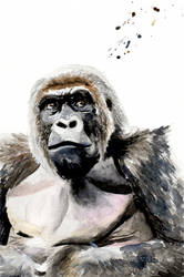 World Gorilla Day | Commissions OPEN