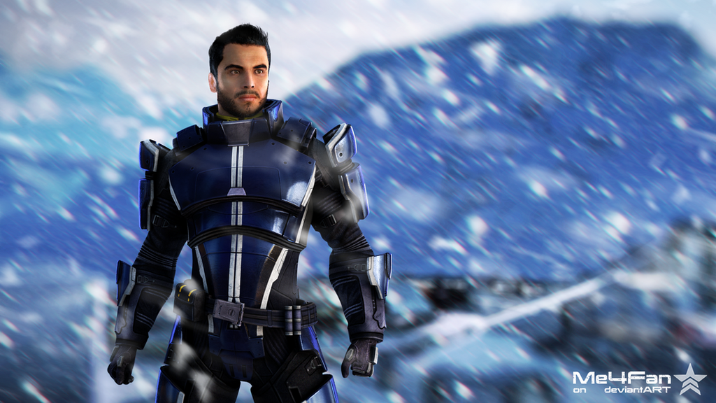 Kaidan - Noveria by Me4Fan