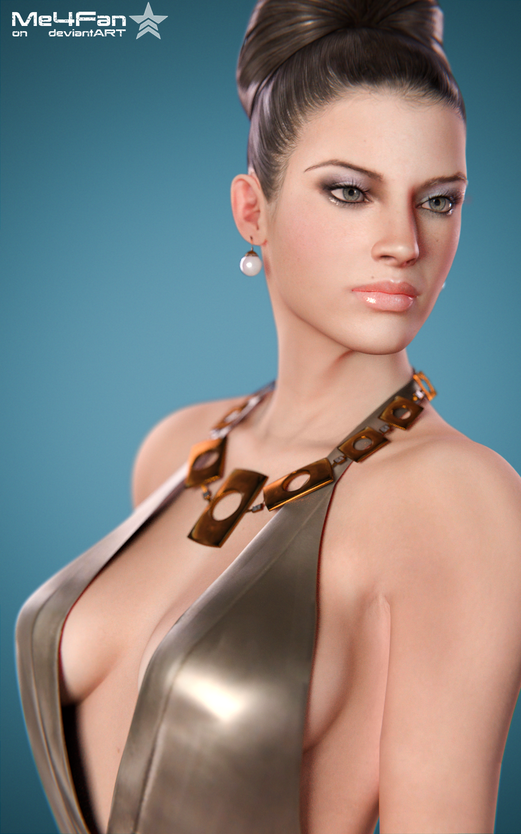 Resident evil excella nude — img 3