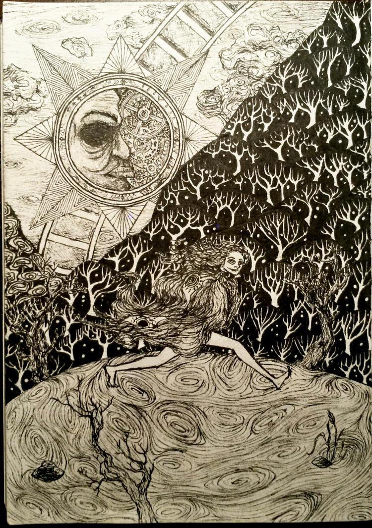 Samodiva by EmptyHollowVoid