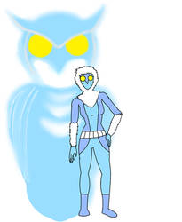 Frost Owl concept art