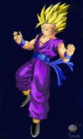 Dragon Ball - Gohan 3