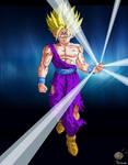 Dragon Ball - Gohan 28 (Majin Gohan)