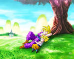 Dragon Ball - Gohan 68 (Gohan and Goten)