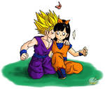 Dragon Ball - GOHAN 96