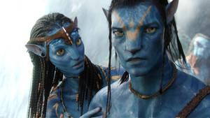 Avatar - Jake an Neytiri