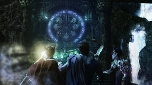 The Moros Tomb by glnw43