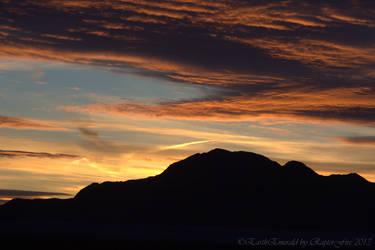 Murcia Sunset 2 by EarthEmerald