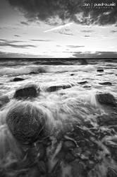 Marble Coast by JanPusdrowski