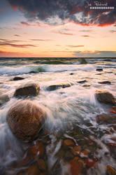 Marble Coast Color by JanPusdrowski