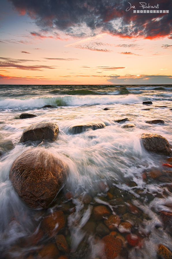 Marble Coast Color by JanPusdrowski