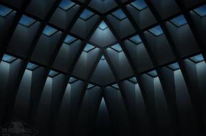 Dark Levitation by JanPusdrowski
