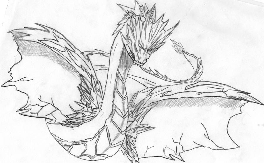 drawings of ice dragons in pencil 66482 enews