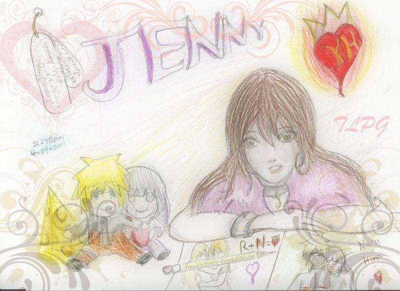 .:Jenny:. by xXTheLilyPusaGirlXx