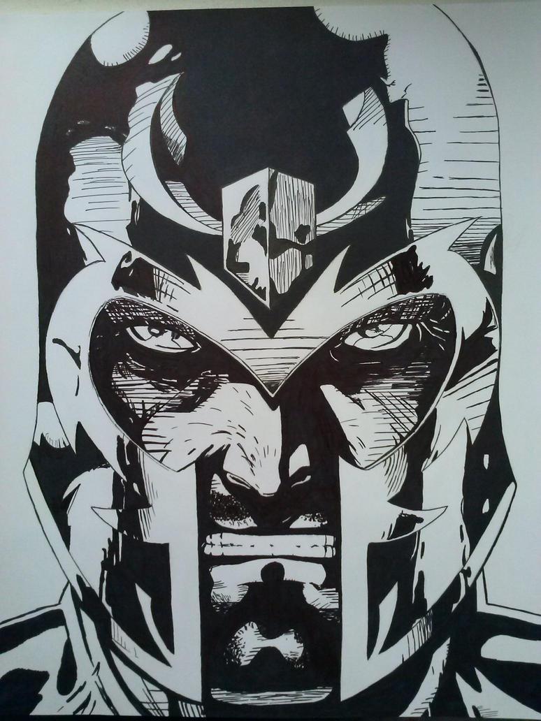Magneto by AlexFS10318