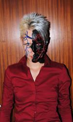 Mess white Make up ... again by Totenbuddler
