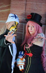 Absalom and Perona by Totenbuddler