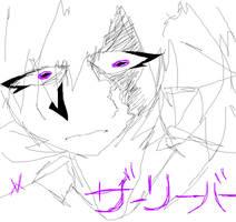 Evil ravager by De-Vaylora-X