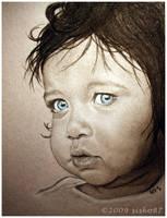 Blue Eyes by sisko87