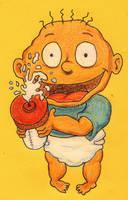 Tommy Pickles - Rugrats by sisko87