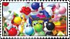 Yoshi's Stamp by NateFox