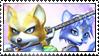 Star Fox Adventures Stamp by NateFox