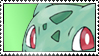 Bulbasaur Stamp by NateFox