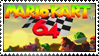 Mario Kart 64 Stamp by NateFox