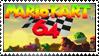 Mario Kart 64 Stamp by NateFox