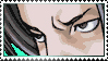 Miles Edgeworth Stamp by NateFox