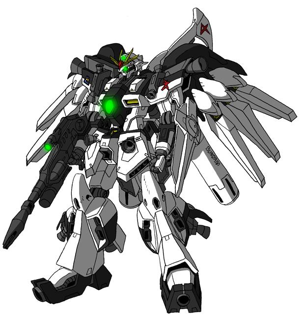 RX-93V Nu Gundam by unoservix