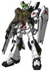 RX-178 Gundam Mark II redesign