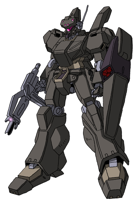 RGM-89De Jegan ECOAS Type by unoservix