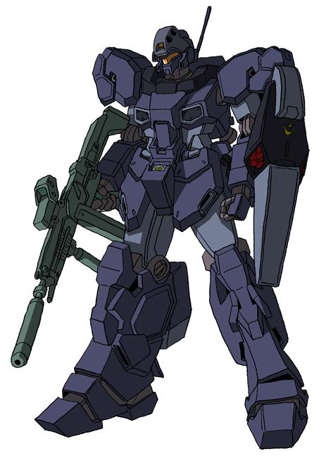 RGM-96X Jesta by unoservix