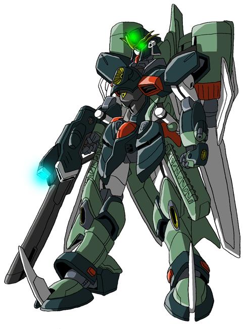GMF-X06A/F Fujin Gundam by unoservix