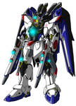 ZGMF-X30A Vega Freedom Gundam