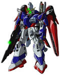 GMF-X02A/Z Zulfiqar Gundam