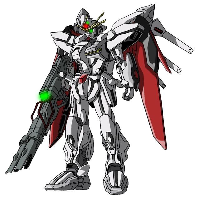 ZGMF-X401VL Amaranth Gundam by unoservix