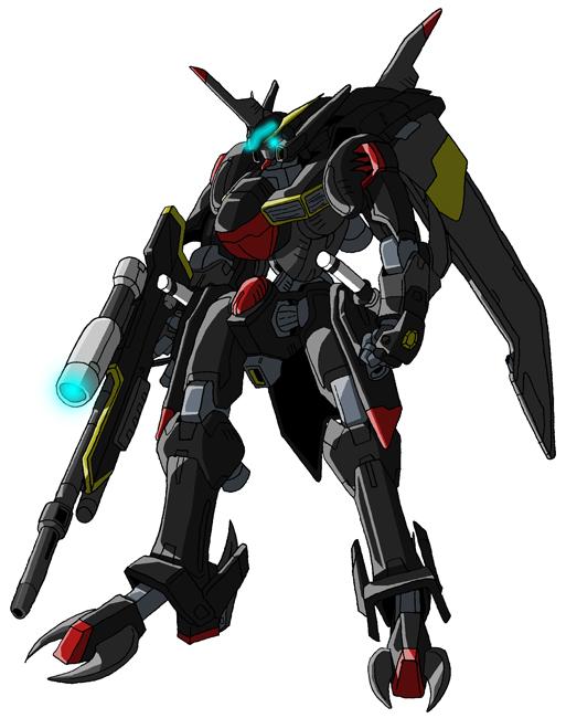 GMF-X04A/K Kali Gundam by unoservix