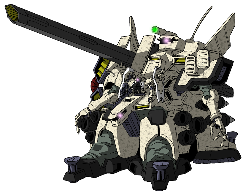 ZGMF-X772 ZAKU Ranger by unoservix