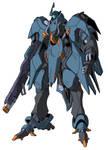 MSA-0120 Advanced Tactical Mobile Suit ATMOS