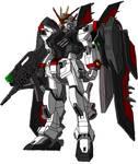 CAT1-X7-A1 Morrigan Gundam