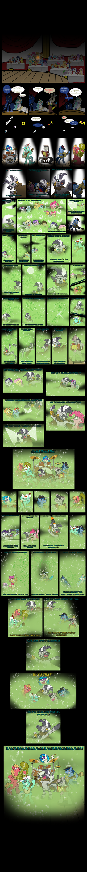 Zecora - Don't Go to the Forest by unoservix
