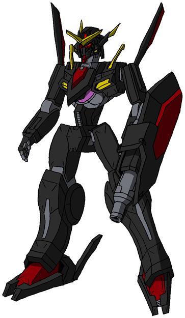 GNW2-004 Gundam Dominion Delta by unoservix